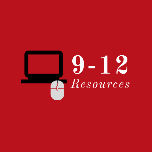 9 to 12 Resources